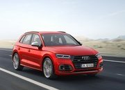 Audi Adds More Fast To The SQ5 With Extra Torque, New Air Suspension - image 700480