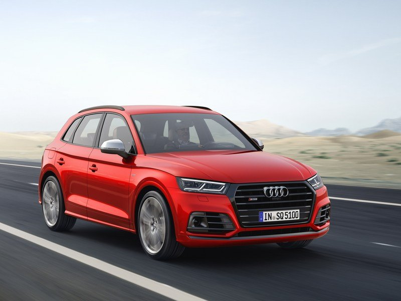 2017 Audi SQ5 High Resolution Exterior - image 700480