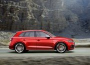 Audi Adds More Fast To The SQ5 With Extra Torque, New Air Suspension - image 700481