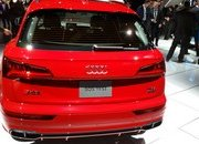 Audi Adds More Fast To The SQ5 With Extra Torque, New Air Suspension - image 700785