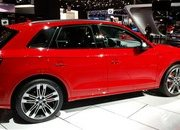 Audi Adds More Fast To The SQ5 With Extra Torque, New Air Suspension - image 700787