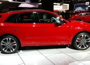 Audi Adds More Fast To The SQ5 With Extra Torque, New Air Suspension - image 700788