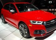 Audi Adds More Fast To The SQ5 With Extra Torque, New Air Suspension - image 700789