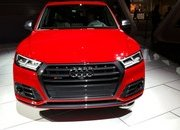 Audi Adds More Fast To The SQ5 With Extra Torque, New Air Suspension - image 700790