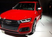 Audi Adds More Fast To The SQ5 With Extra Torque, New Air Suspension - image 700791
