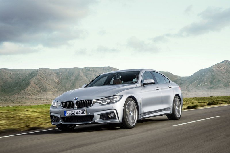 2018 BMW 4 Series Gran Coupe High Resolution Exterior - image 702410