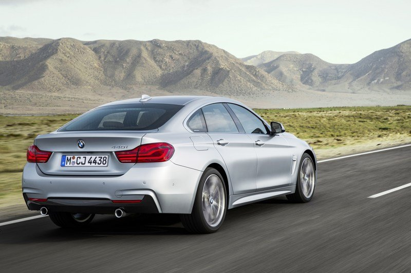 2018 BMW 4 Series Gran Coupe High Resolution Exterior - image 702412