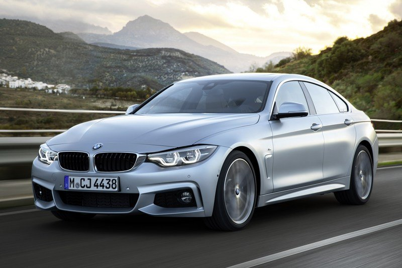 2018 BMW 4 Series Gran Coupe High Resolution Exterior - image 702414