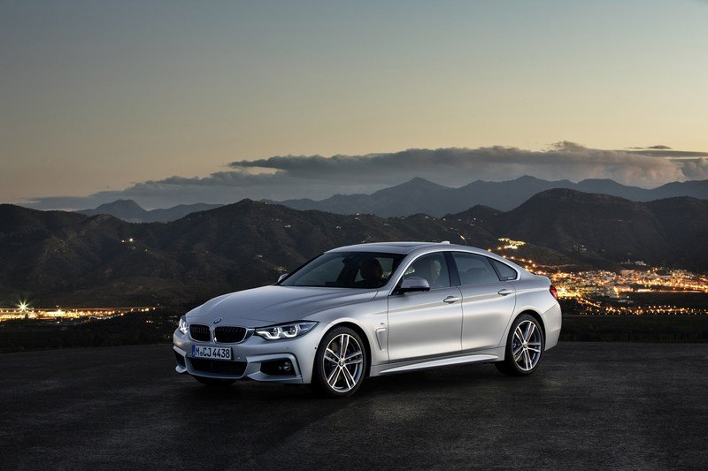 2018 BMW 4 Series Gran Coupe High Resolution Exterior - image 702399