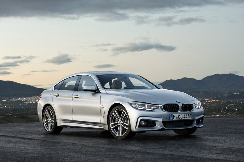 2018 BMW 4 Series Gran Coupe High Resolution Exterior - image 702401
