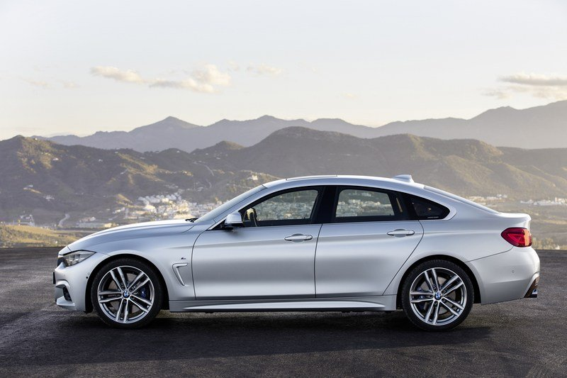 2018 BMW 4 Series Gran Coupe High Resolution Exterior - image 702403