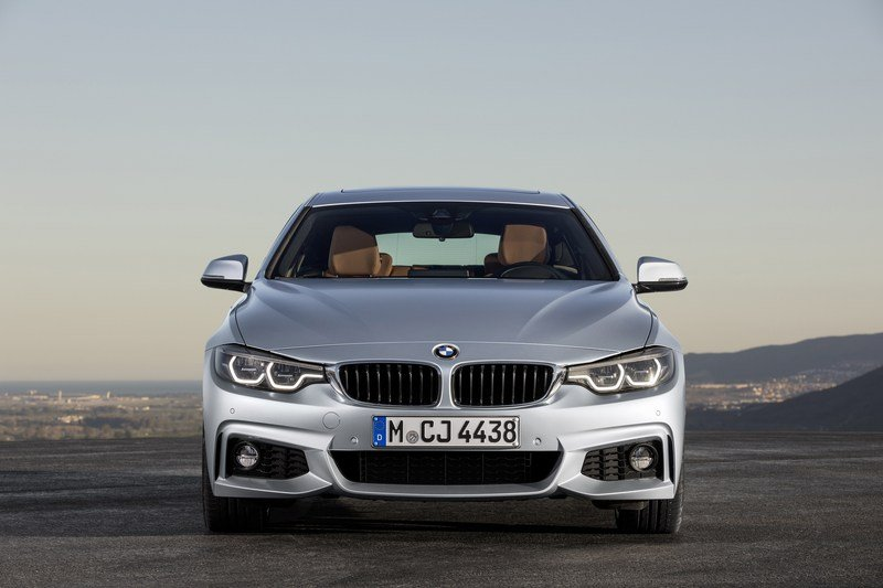 2018 BMW 4 Series Gran Coupe High Resolution Exterior - image 702404