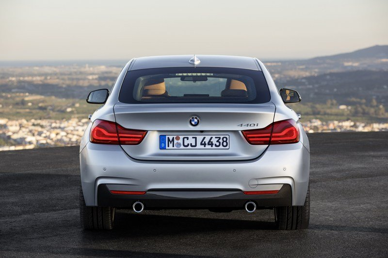 2018 BMW 4 Series Gran Coupe High Resolution Exterior - image 702405