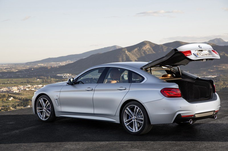 2018 BMW 4 Series Gran Coupe High Resolution Exterior - image 702406