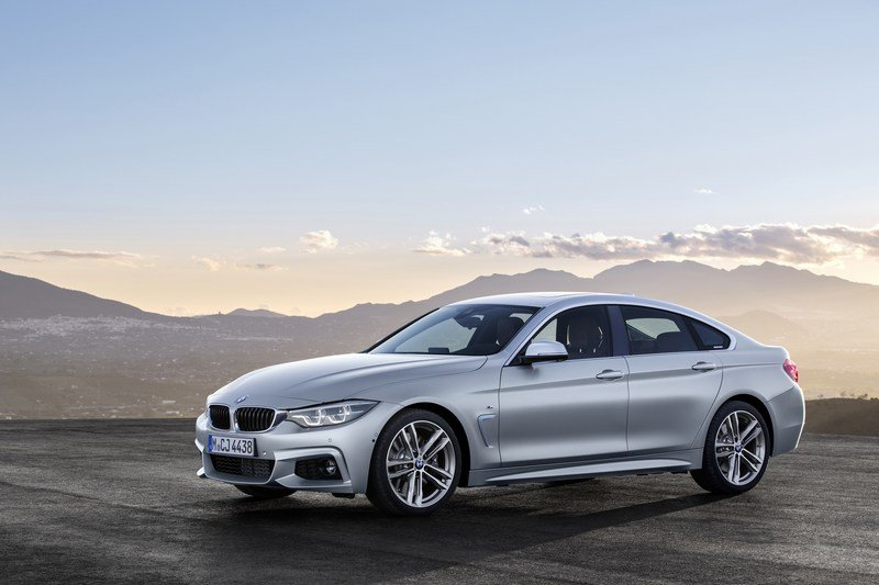 2018 BMW 4 Series Gran Coupe High Resolution Exterior - image 702398