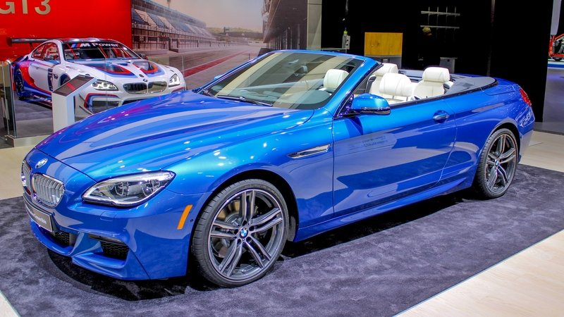 BMW 6 Series Convertible Shows Detroit that New isn't Always Better