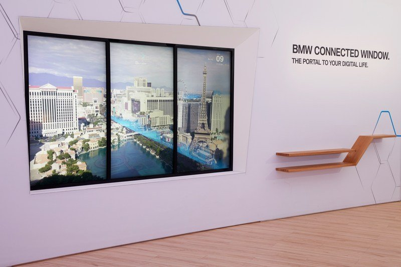 Stay BMW Connected at home with BMW's New Digital Window - image 700147