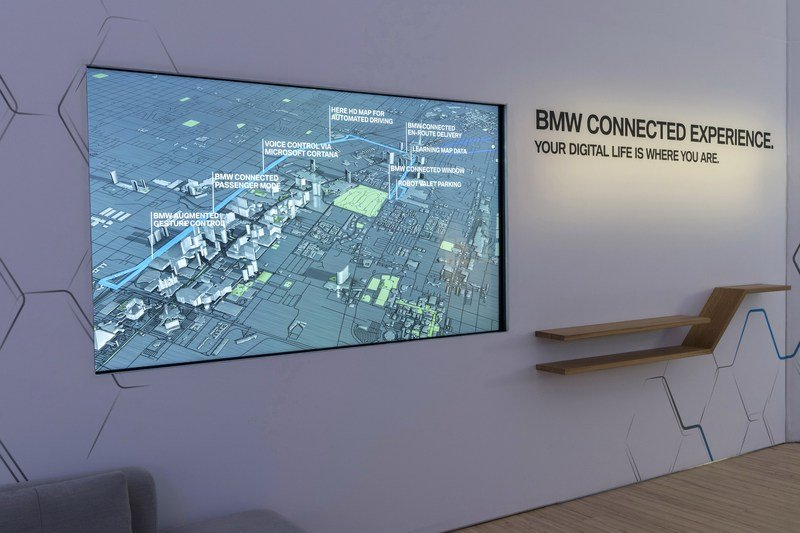 Stay BMW Connected at home with BMW's New Digital Window - image 700146