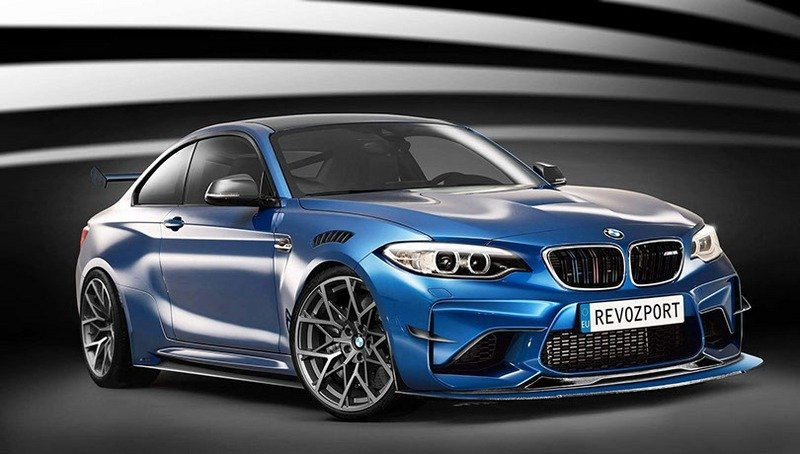 2017 BMW M2 Raze by RevoZport