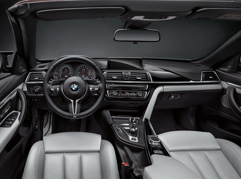 2018 BMW M4 Convertible High Resolution Interior - image 702101