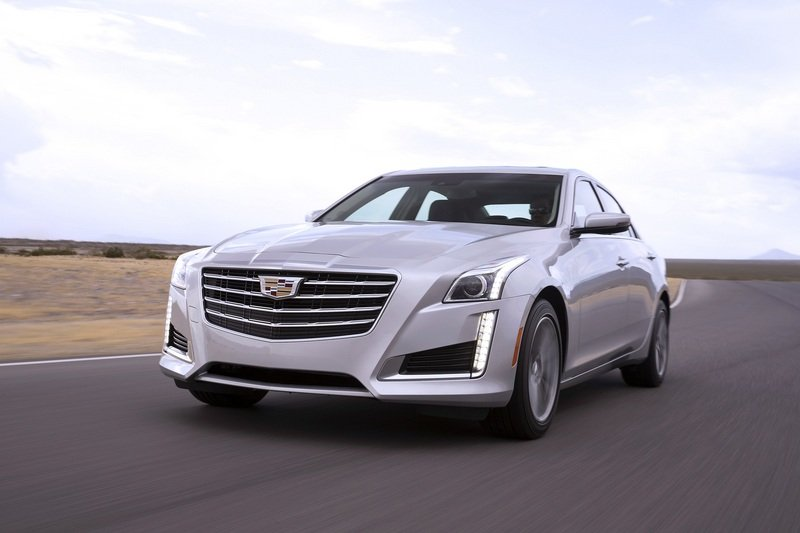 2017 Cadillac CTS High Resolution Exterior - image 703853