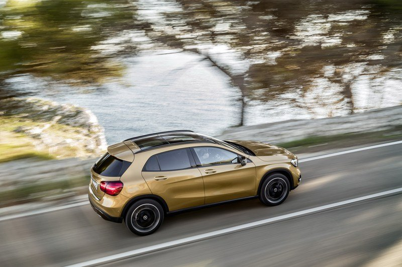 Shocker: Mercedes Will Take on the BMW X2 with the Next-Gen GLA Class