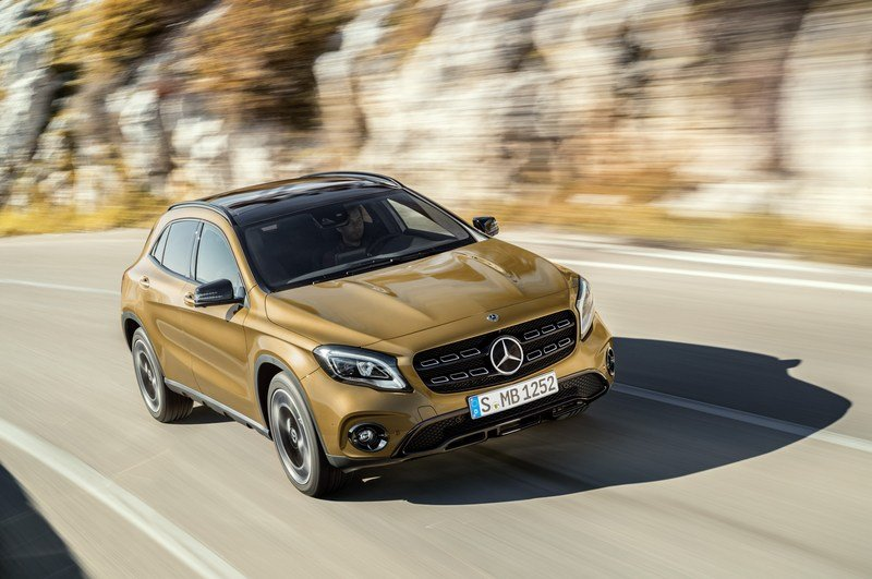 Shocker: Mercedes Will Take on the BMW X2 with the Next-Gen GLA Class High Resolution Exterior - image 700305