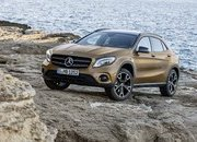 Shocker: Mercedes Will Take on the BMW X2 with the Next-Gen GLA Class - image 700312