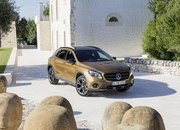 The Mercedes GLA is America's Least Satisfying Car in 2017 - image 700314