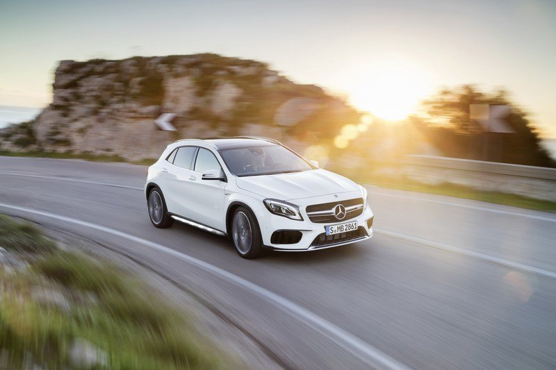 2018 Mercedes-Benz GLA High Resolution Exterior - image 700280