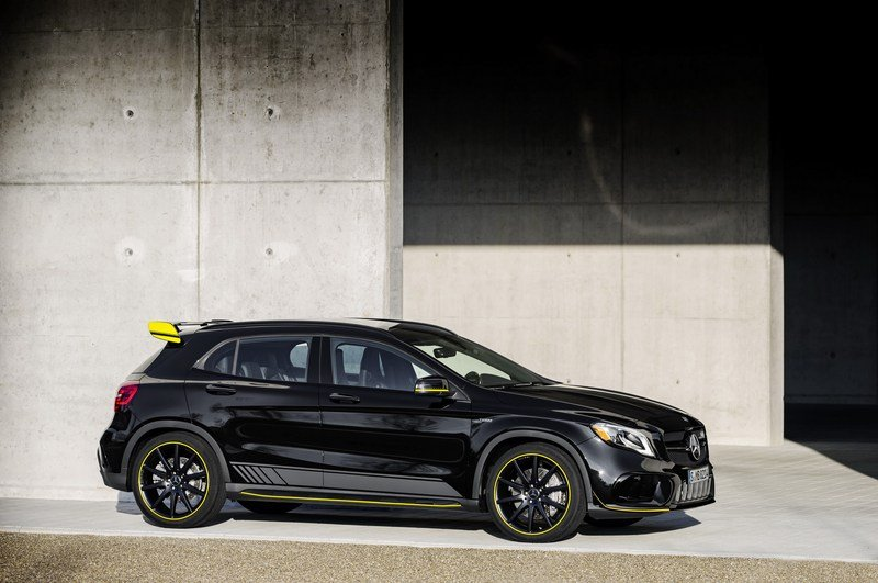 2018 Mercedes-Benz GLA High Resolution Exterior - image 700326