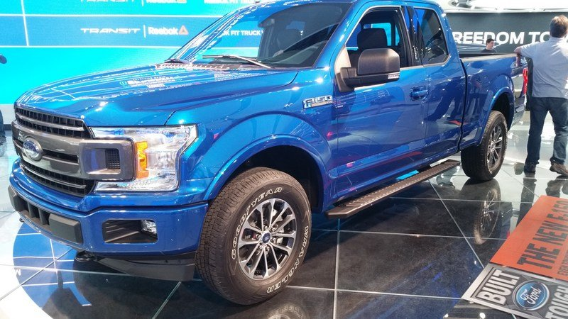 F-150 Goes Diesel with its 2018 Facelift!