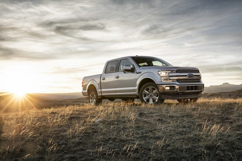 We Bet You Didn't Know What the Ford F-150's Wheel Liners Are Made Out Of