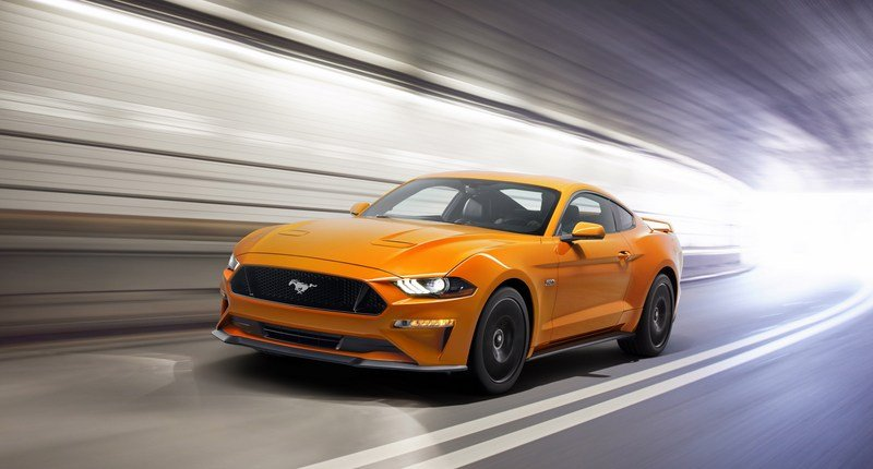 2018 Ford Mustang High Resolution Exterior Wallpaper quality - image 702229