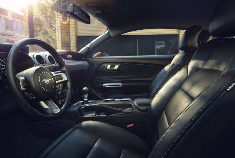 2018 Ford Mustang High Resolution Interior - image 702221