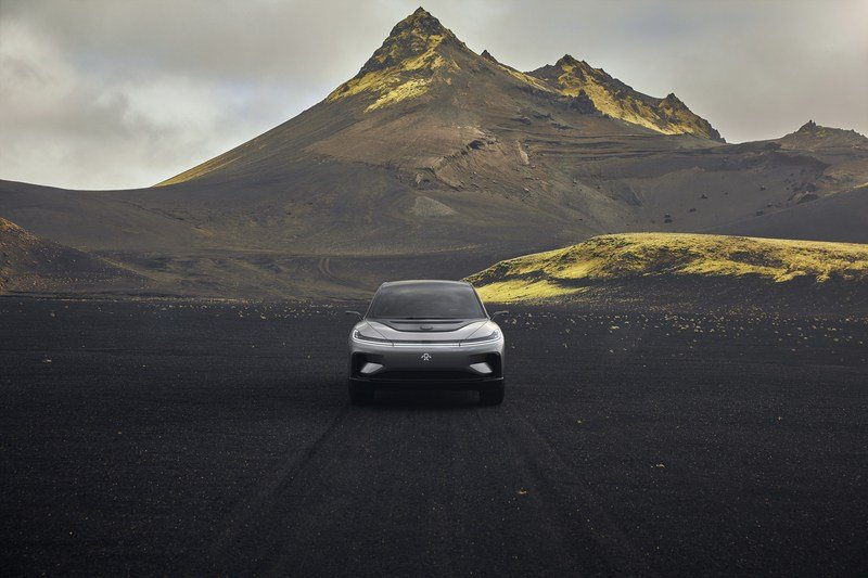 Faraday Future Can't Get the FF91 to Market But Is Already Talking About Future Models Exterior Computer Renderings and Photoshop - image 700014