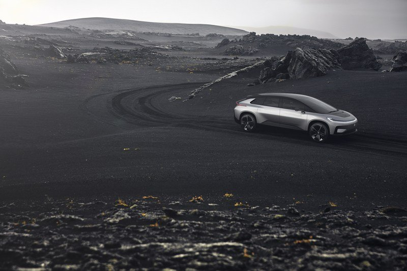 Is Faraday Future On the Verge of Death? Layoffs and Salary Cuts Say Yes Exterior Computer Renderings and Photoshop - image 700015
