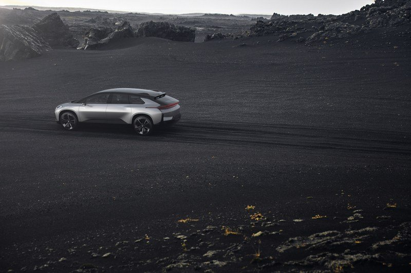 Faraday Future Can't Get the FF91 to Market But Is Already Talking About Future Models Exterior Computer Renderings and Photoshop - image 700016
