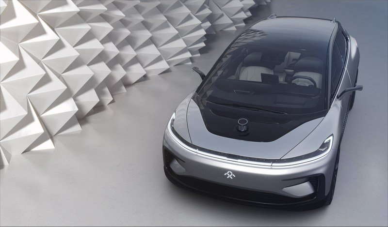 Faraday Future Lays Off More Employees as it Dies a Slow, Miserable Death Exterior Computer Renderings and Photoshop - image 700025