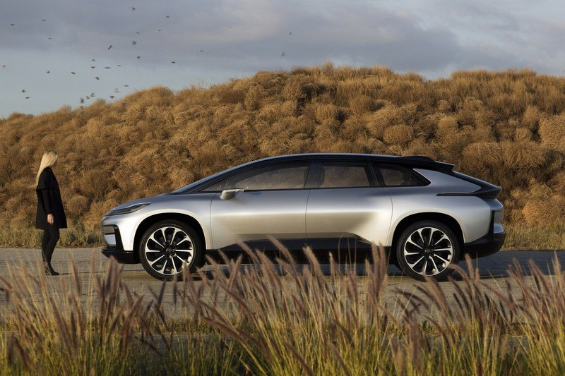 Faraday Future Lays Off More Employees as it Dies a Slow, Miserable Death Exterior Computer Renderings and Photoshop - image 700026