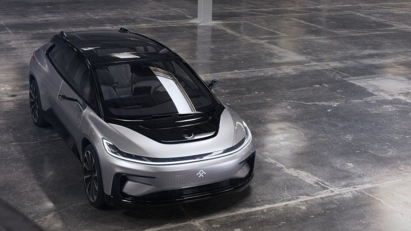 Faraday Future Can't Get the FF91 to Market But Is Already Talking About Future Models