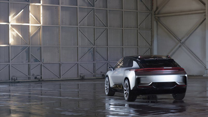 2018 Faraday Future FF 91 Exterior Computer Renderings and Photoshop - image 700031