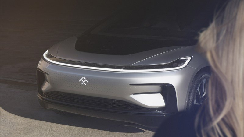 Faraday Future Can't Get the FF91 to Market But Is Already Talking About Future Models Exterior Computer Renderings and Photoshop - image 700037