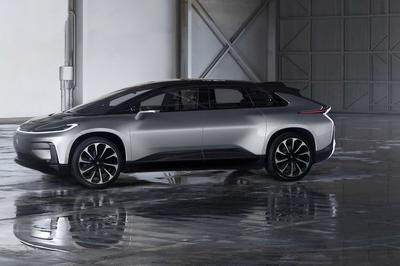 Chinese Court Seizes Assets Of Faraday Future Financier - image 700040