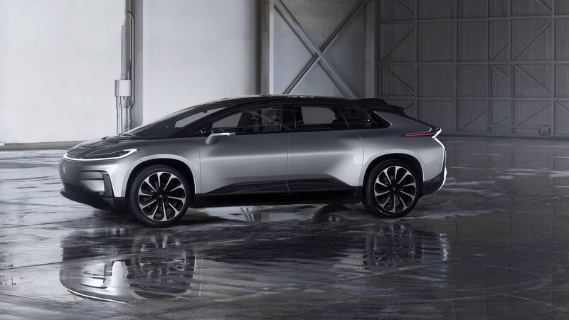 Chinese Court Seizes Assets Of Faraday Future Financier Exterior Computer Renderings and Photoshop - image 700040