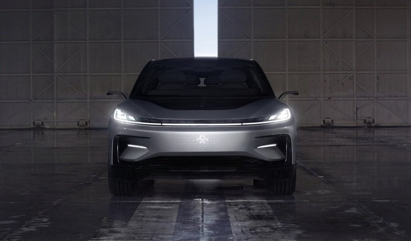 2018 Faraday Future FF 91 Exterior Computer Renderings and Photoshop - image 700094
