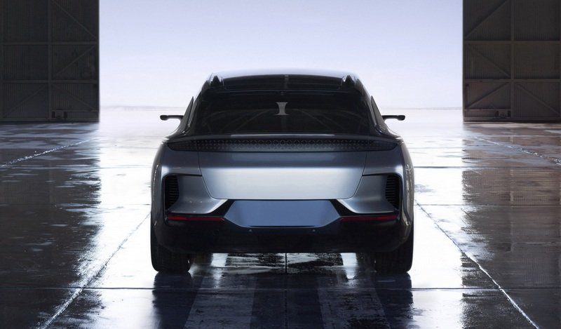 2018 Faraday Future FF 91 Exterior Computer Renderings and Photoshop - image 700095