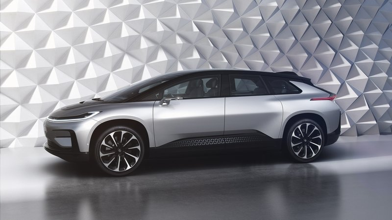 Faraday Future and it Biggest Investor Have Kissed and Made Up