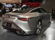 Five Cool Design Features That Lexus Introduced with the New LS - image 701763