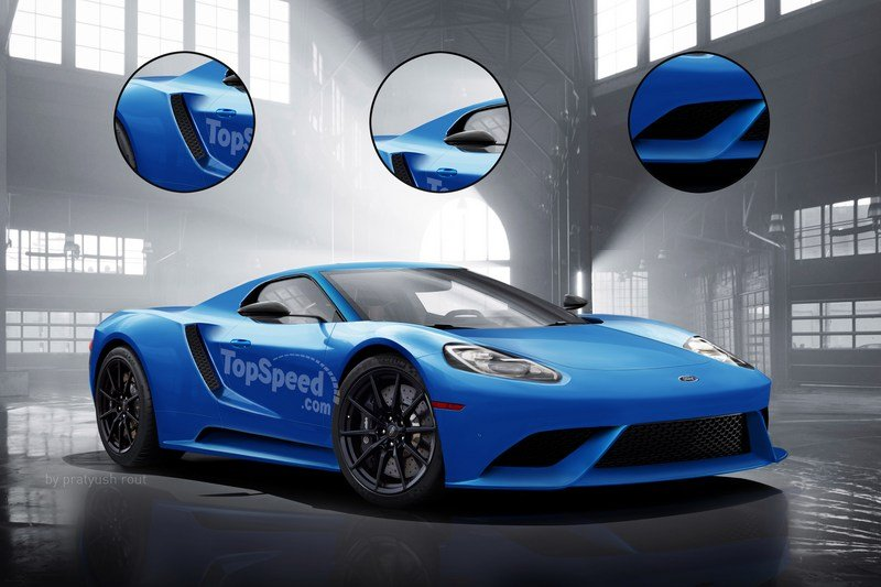 2020 Ford GTS Exterior Exclusive Renderings Computer Renderings and Photoshop - image 702820
